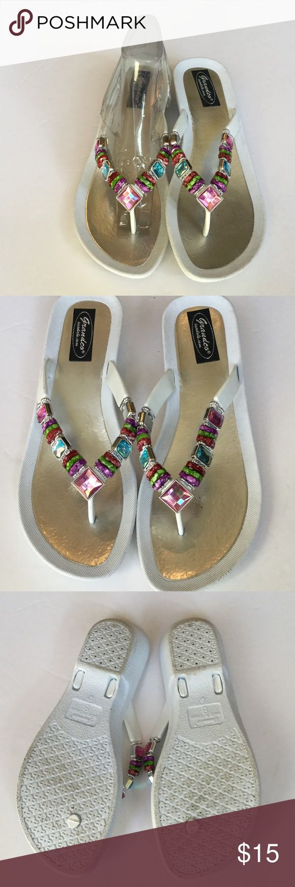 Super Cute Sandals! These Are So Cute! Purchased At A Cute