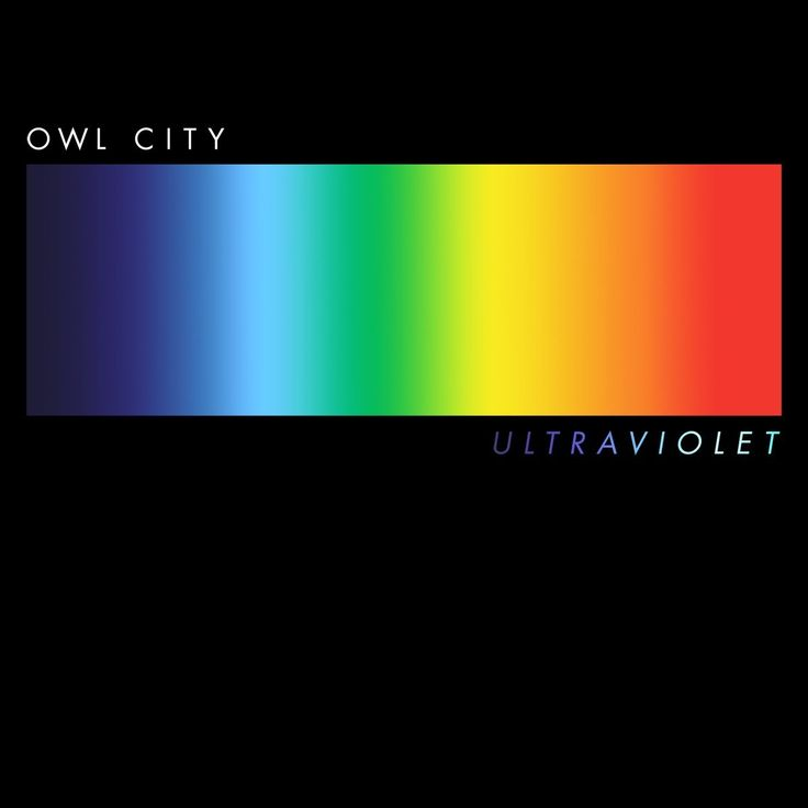 Owl City - Ultraviolet EP. All four wonderful songs!!!