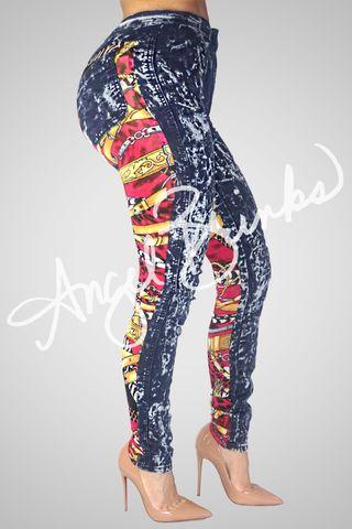 Sinister Jeans (Forbid) | Shop Angel Brinks on Angel Brinks