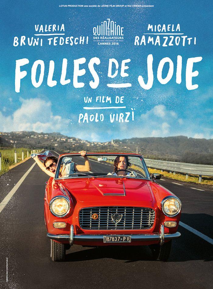 Folles de joie, un film merveilleusement déjanté de Paolo Virzi