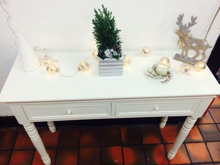 Our christmas table #christmas