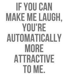 Make Me Laugh // Quote