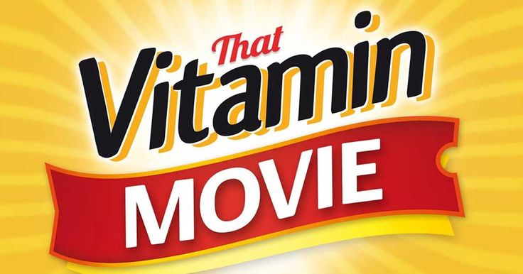 """That Vitamin Movie"" features a long list of vitamin experts and health professionals discussing the healing potential of vitamins. http://articles.mercola.com/sites/articles/archive/2016/02/20/vitamins-healing-potential.aspx"