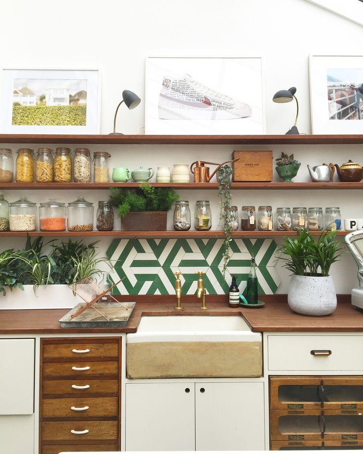 19 besten subway tile kitchen Bilder auf Pinterest | Einrichtung ...