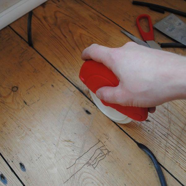 DraughtEx - Floorboard Gap Filler | Floorboards, Cottage ...