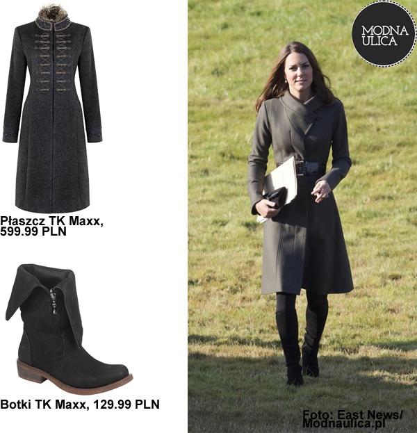 Czy nie brakuje Wam czegoś w stylizacji Kate? Torebki, rękawiczki, a może nawet i diadem znajdziecie w TK Maxx!