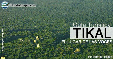 how to get from guatemala city to tikal