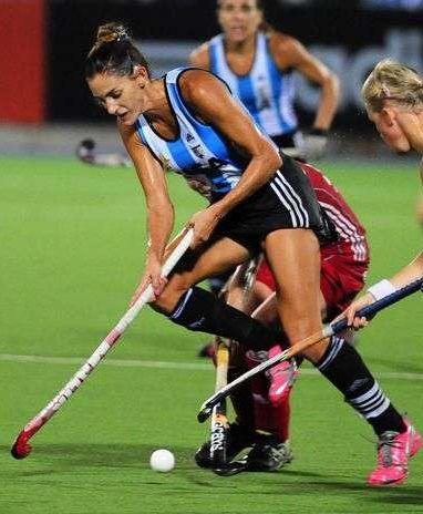 Luciana Aymar Hockey - Argentina