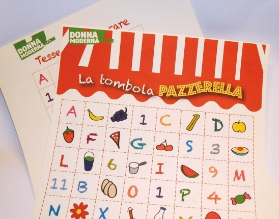 10 best tombola images on pinterest a4 art designs and for Cartelle tombola per anziani