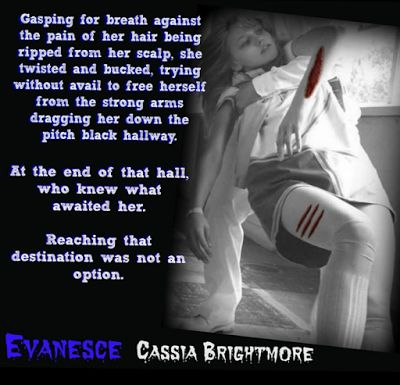 The Book Fairy Reviews: Cover Reveal~ Evanesce by Cassia Brightmore