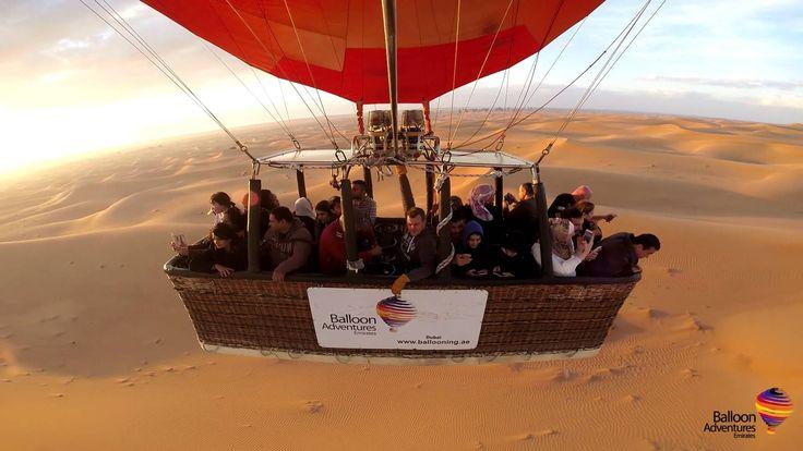 Dubai Hot Air Balloon Ride
