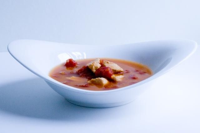 Cheesy Chicken Enchilada Soup - Soups....this soup is soooooooo good!!