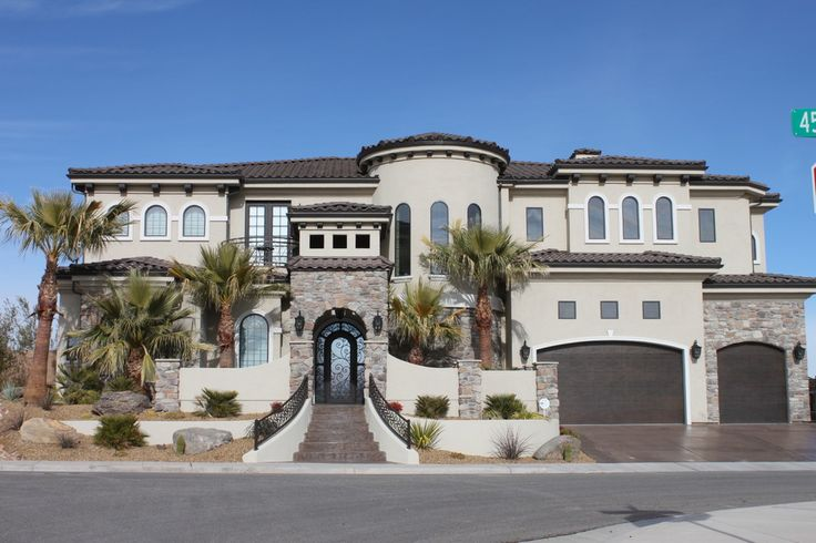 Mediterranean Home My Home Pinterest Follow Me Exterior Colors And House Ideas