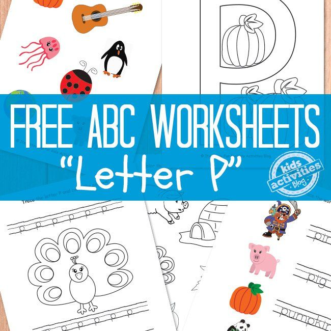 Free Worksheets For The Letter B