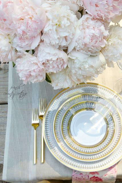 French Country Cottage Table