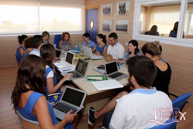 Estas reuniones favorecen el funcionamiento del colegio y benefician el rendimiento de los alumnos. #TeamISP