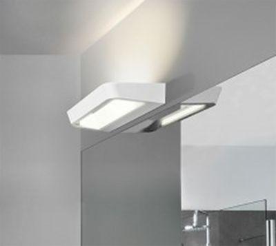 AZzardo Scatola - LED-Armatur för Vägg/Spegel