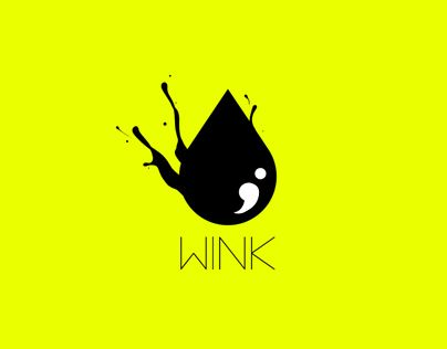 "Check out new work on my @Behance portfolio: ""WINK - Brand Identity"" http://on.be.net/1hdWZku"