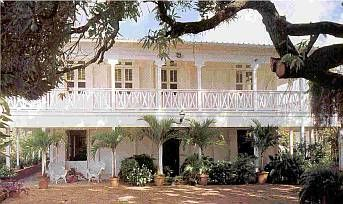 Les maisons cr oles en martinique houses in martinique - Plan de maison coloniale ...