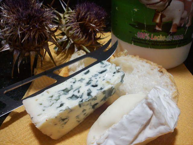 Cómo hacer tu propio queso azul