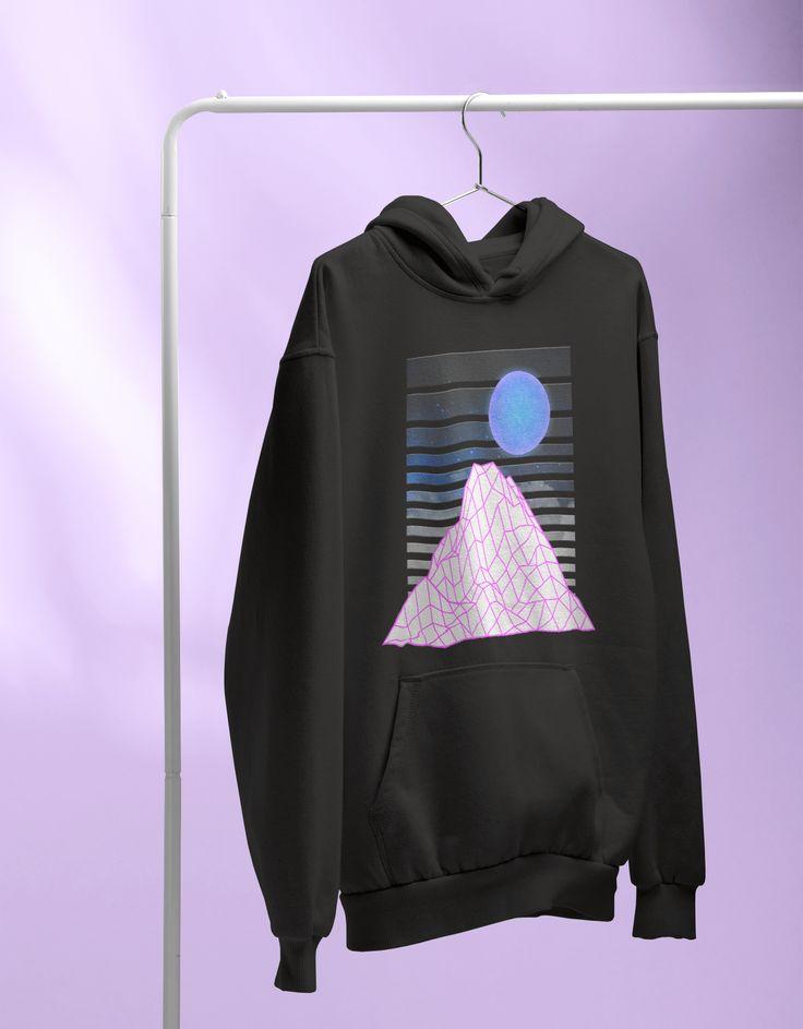 MT GRID : Hoodie in 2020 | Vaporwave clothing, Vaporwave ...