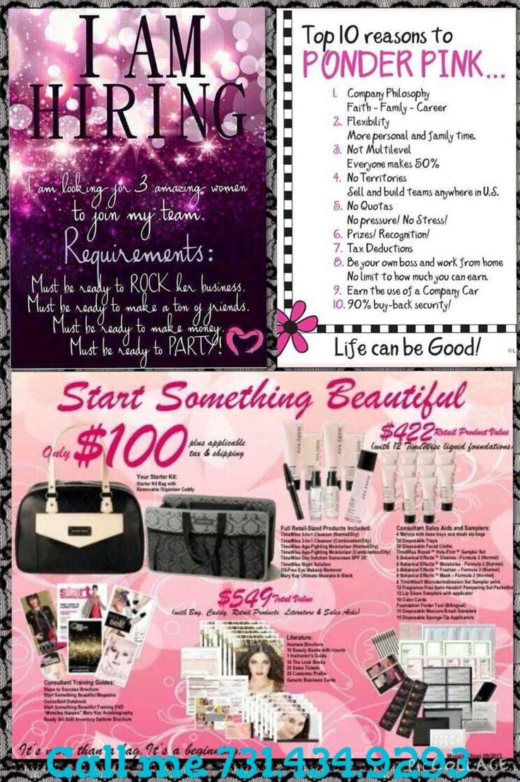 Find This Pin And More On Mary Kay
