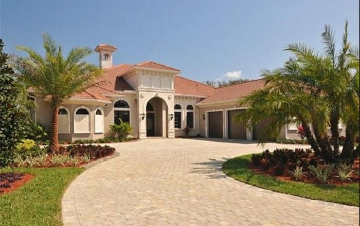 Luxurious new built vila in a perfect location, Naples (Florida)