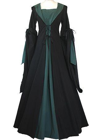 professor mcgonagall costume pattern - Google Search