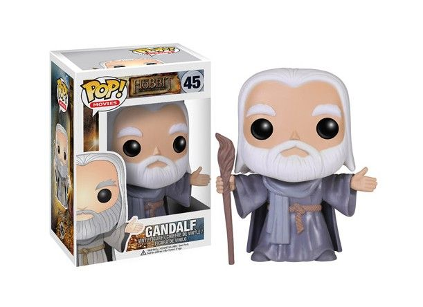 The Hobbit The Desolation Of Smaug Hatless Gandalf Funko