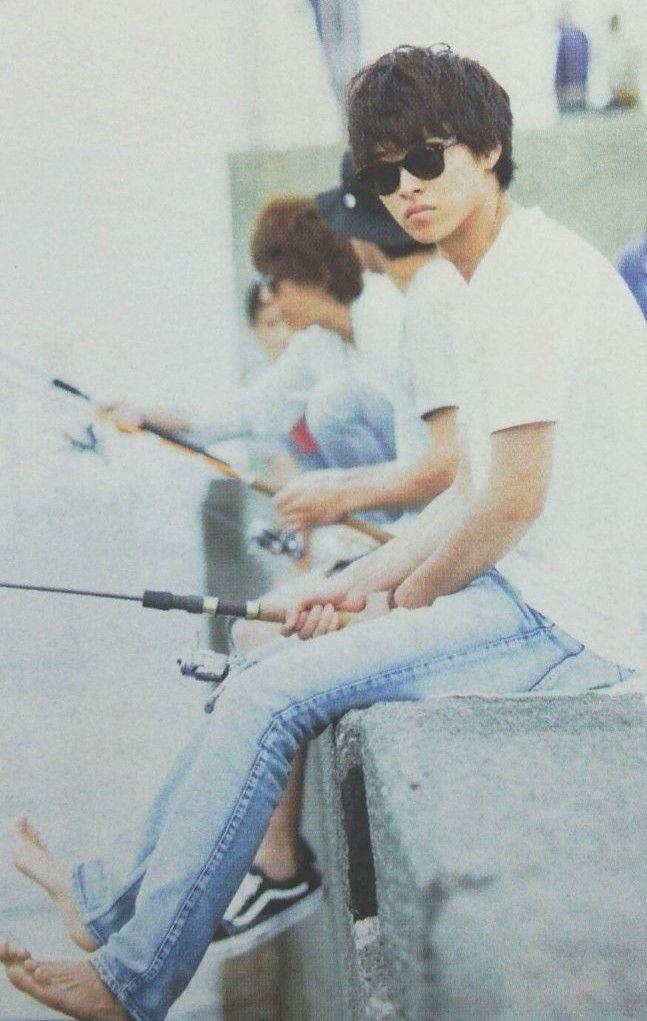 """ep.5, BTS  Kento Yamazaki, J drama """"Sukina hito ga iru koto (A girl & 3 sweethearts)"""", Aug/08/16"""
