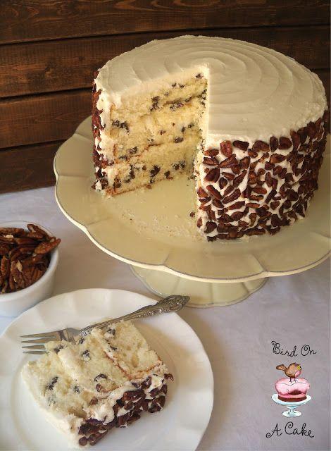 Best 25 Butter Pecan Cake Ideas On Pinterest Butter