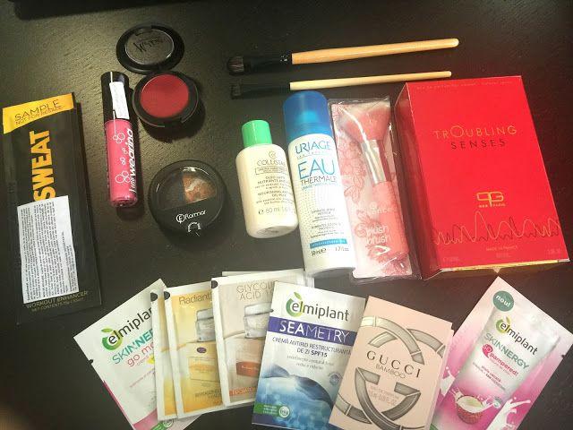 In lumea Stefaniei: Christmas Beauty Giveaway