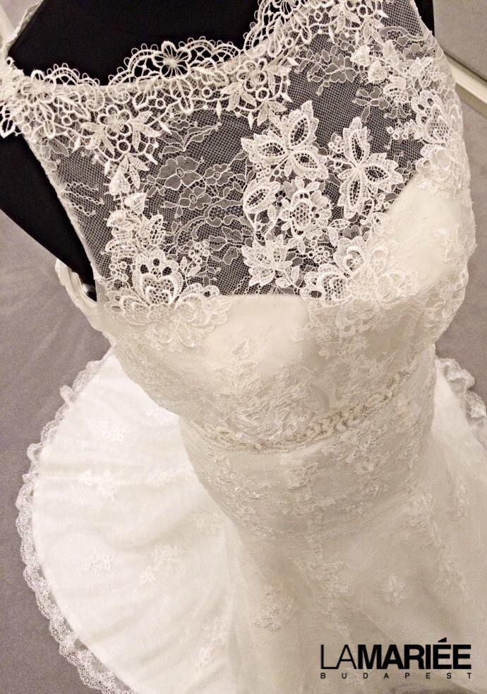 Odette esküvői ruha - Aire - La Mariée Budapest  http://lamariee.hu/eskuvoi-ruha/aire-od/odette