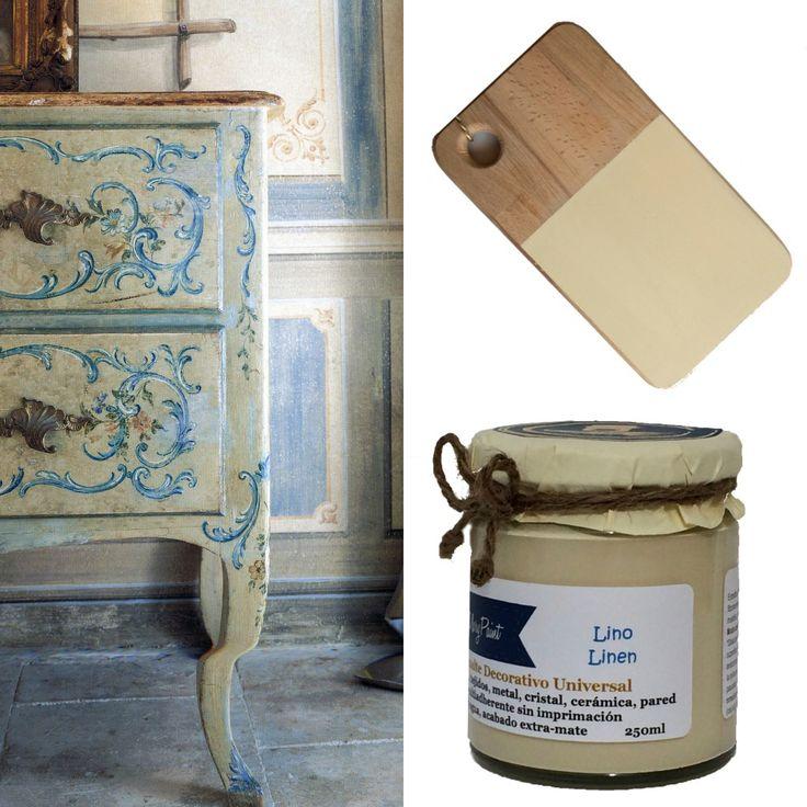 Catálogo Mary paint colour linen