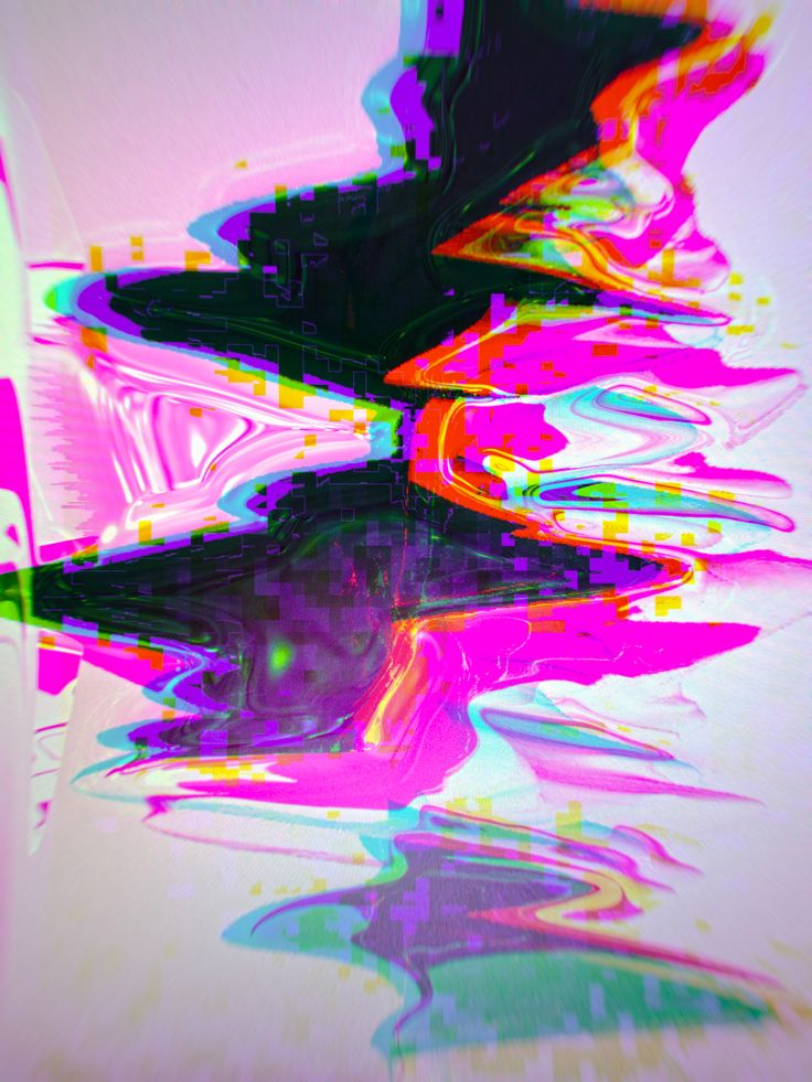 1000 Images About Hologramic Neon Glitch On Pinterest