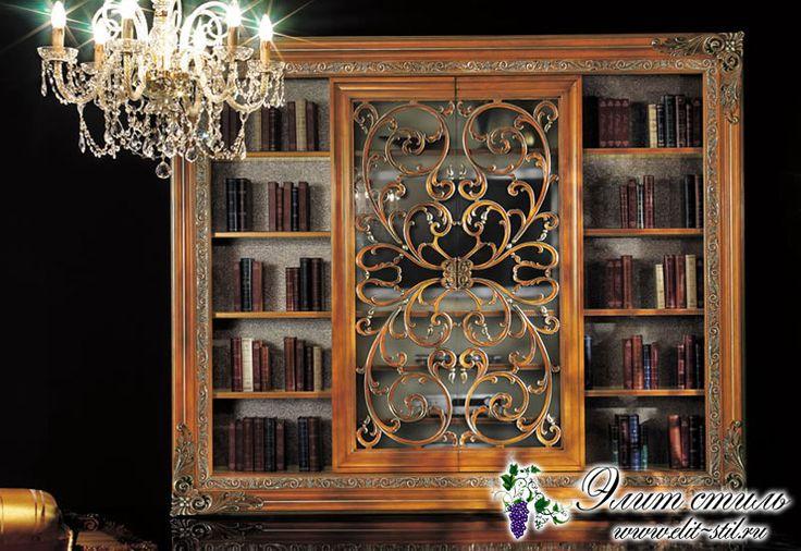 Итальянские библиотеки фабрика Bakokko - библиотеки и книжные шкафы Bakokko.