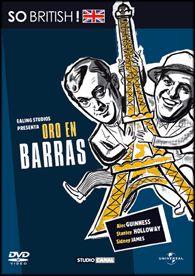 Oro en barras (1951) Reino Unido. Dir.: Charles Crichton. Comedia - DVD CINE 1959-I