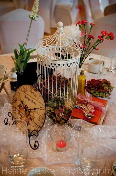 106 best vintage wedding decor ideas images on pinterest vintage vintage table decor junglespirit Images