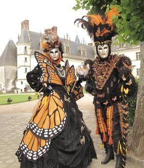 Des costumes époustouflants - 29/06/2015, Amboise (37) - La Nouvelle République