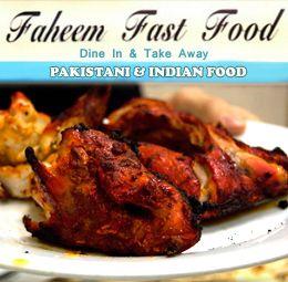 Pakistani & Indian Food| Faheem Fast Food