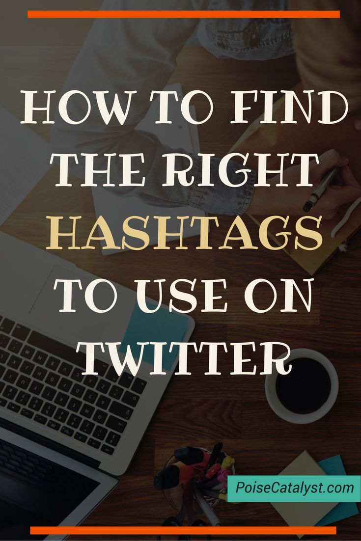 In this video, Ileane is sharing how to find the right hashtags to use on Twitter. Click through to watch it!