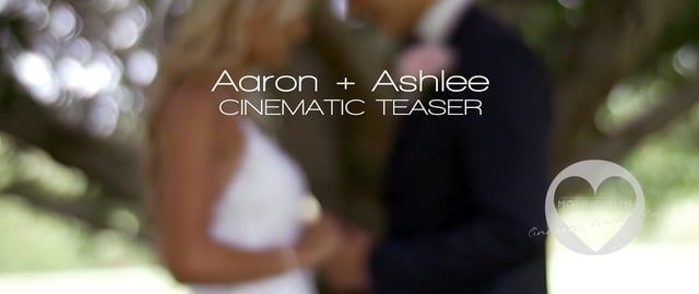 Cinematic teaser trailer for the sweetest couple we've ever filmed, Aaron and Ashlee Busch, married at Markovina Vineyard Estate on Thursday, 10th February 2016, and it couldn't be sweeter!   It's going to be a treat putting together your beautiful footage!  All the best xx see www.movingfilms.co.nz for more info.