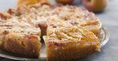 Recette de Tarte aux pommes sans pâte au Thermomix©. Facile et rapide à réaliser, goûteuse et diététique. Ingrédients, préparation et recettes associées.