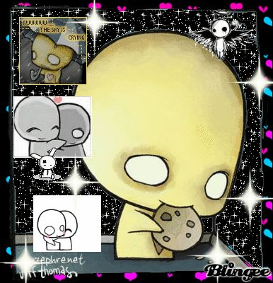 Emo Love Cartoon Characters | Emo Love Characters
