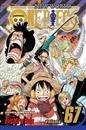 One piece Vol 67: Cool fight / Eiichiro Oda ..... #tecknade serier #manga #seriealbum #engelska