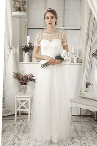 NOT ON THE HIGH STREET UK SELLER: Chiffon Ivory Sweetheart Wedding Bridal Dress Gown - wedding fashion