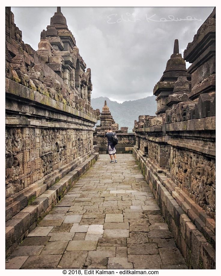 The Path of the Buddha #Ancient, #Asia, #Borobudur, #Buddha, #Buddhism, #Buddhist, #Heritage, #Holy, #Indonesia, #Jogja, #Pilgrimage, #Sculpture, #Statue, #Temple, #Tourism, #Travel, #Yogyakarta - https://goo.gl/Mtz8HB