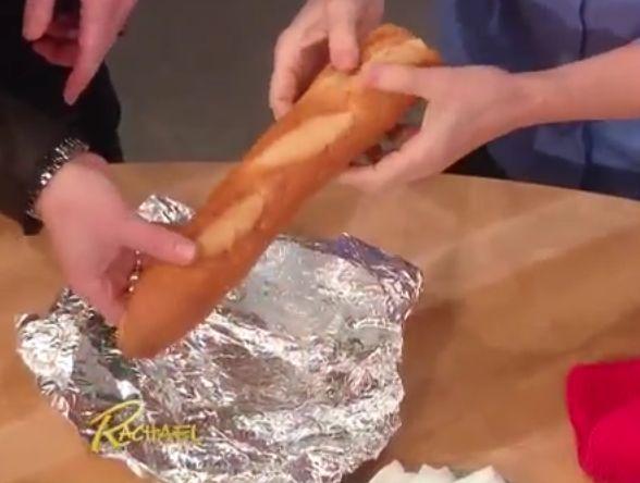 Maak OUD stokbrood weer als NIEUW met deze ingenieuze keuken hack!