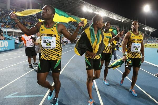 IAAF/BTC World Relays, Bahamas 2015 - this weekend. Read more @ http://www.allymon.com