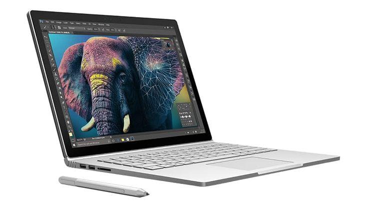Surface Book de Microsoft – 128 Go / Intel Core i5